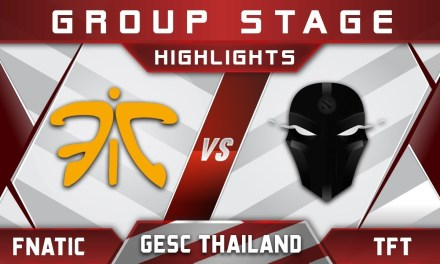 Fnatic vs Final Tribe GESC Thailand 2018 Minor Highlights Dota 2