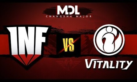 Infamous vs iG.Vitality Game 1 – MDL Major 2018: Group Stage – @Lyrical @Lacoste
