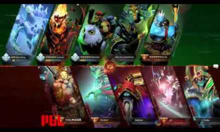 Immortals vs is GG Game 2 – Supermajor 2018, NA Qualifier – Dota 2