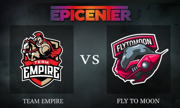 Empire vs FlyToMoon Game 2 – EPICENTER XL, Group Stage Day 6 – Dota 2
