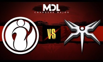 Invictus Gaming vs Mineski Game 1 – MDL Major 2018: Group Stage – @GranDGranT @Kyle