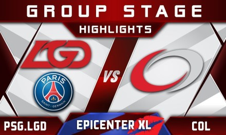 PSG.LGD vs coL [FUN] EPICENTER XL 2018 Major Highlights Dota 2