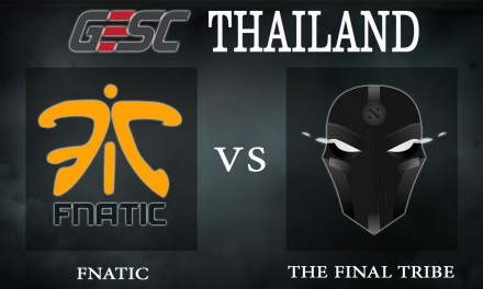 Fnatic vs The Final Tribe bo1 – GESC Thailand, Group Stage Day 1 – Dota 2