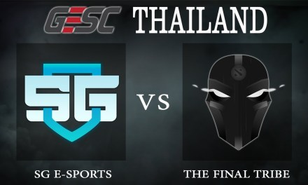 SG e-sports vs The Final Tribe bo1 – GESC Thailand, Group Stage Day 2 – Dota 2