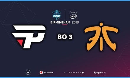 PaiN vs Fnatic | 3rd Place Match Bo 3 Game 2 | ESL One Birmingham 2018