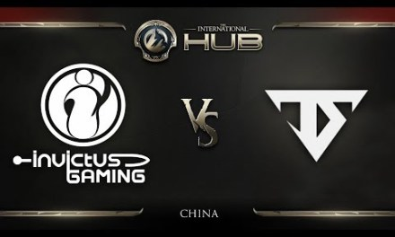 Invictus Gaming vs Team Serenity Game 1 – TI8 China Regional Qualifiers: Winners' Finals
