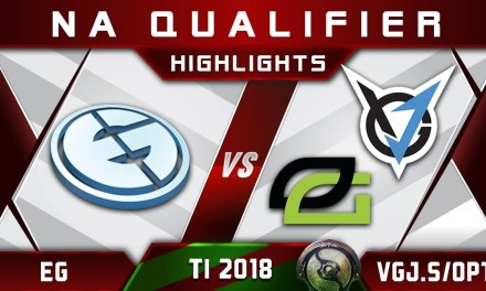 EG vs OpTic / VGJ.Storm [GREAT GAME] – TI8 The International 2018 NA Highlights Dota 2