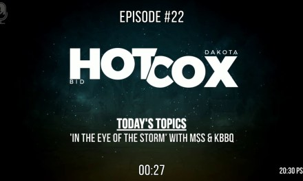 HotCox #22: Eye of the Storm with MSS & KBBQ