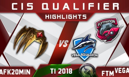 SoNNeikO's afk20min vs FTM / Vega – TI8 The International 2018 CIS Highlights Dota 2