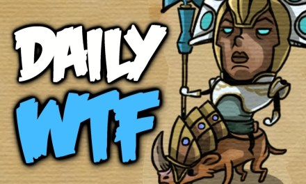 Dota 2 Daily WTF – Better Clip than the last One