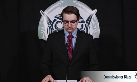 Bot TI 2018 – Commissioner Blaze July 8th Press Conference