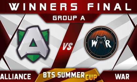 Alliance vs WaR Winners Final BTS Summer Cup 2018 Highlights Dota 2