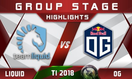 Liquid vs OG TI8 The International 2018 Highlights Dota 2