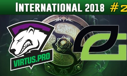 Virtus.pro vs OpTic #2 | The International 2018 Group Stage Dota 2
