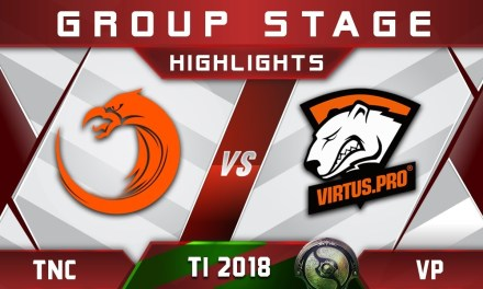 TNC vs VP TI8 The International 2018 Highlights Dota 2