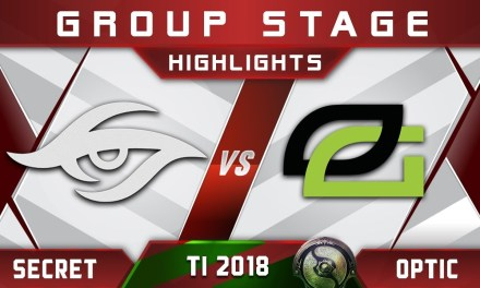 Secret vs OpTic TI8 The International 2018 Highlights Dota 2