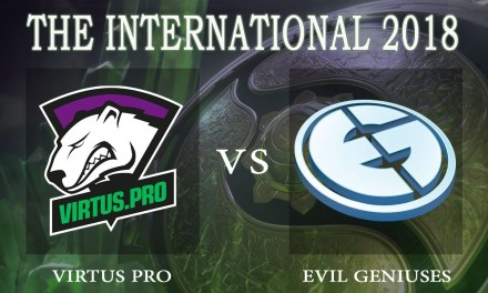 EG vs Virtus Pro game 1 – The International 2018, Lower Bracket Round 4 – Dota 2