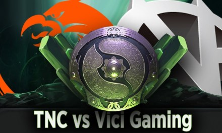 The International 2018, Tnc vs Vici Gaming Game 2, Group Stage Day 1