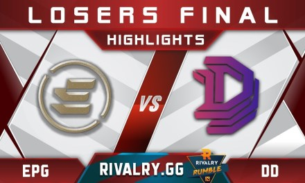 EPG vs DD LB Final Rivalry Rumble 2018 Highlights Dota 2