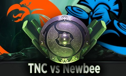 The International 2018, TNC vs Newbee game 1, Group Stage Day 1