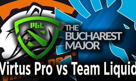 Virtus Pro vs Team LIquid Game 3, PGL Bucharest Major 2018