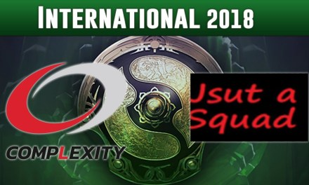 compLexity vs Jsut a Squad | The International 2018 Qualifiers Dota 2