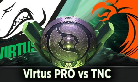 The International 2018, TNC VS VIRTUS PRO Game 2, Group Stage Day 2