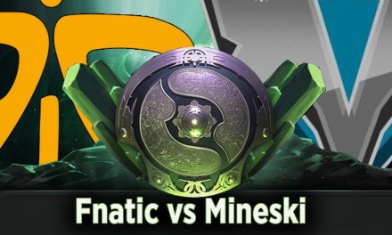Fnatic vs Mineski Game 1, Group Stage Day 2 – The International 2018