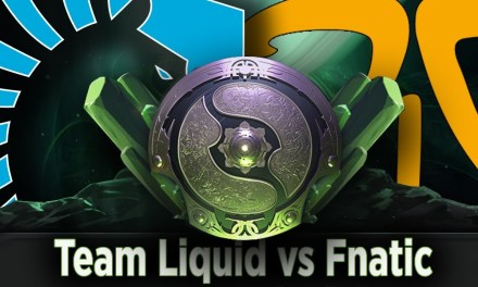 The International 2018 , Team Liquid vs Fnatic Game 2, Group Stage