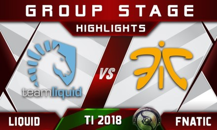 Liquid vs Fnatic [EPIC] TI8 The International 2018 Highlights Dota 2
