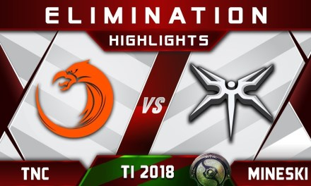 TNC vs Mineski TI8 [EPIC] The International 2018 Highlights Dota 2