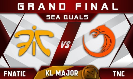 Fnatic vs TNC [EPIC FUN] Final SEA Kuala Lumpur Major KL Highlights Dota 2