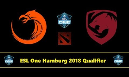 TnC vs Tigers | ESL One Hamburg 2018 Southeast Asia Qualifier Bo3 | 1440p60