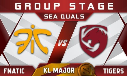 Fnatic vs Tigers – New Roster Debut! Kuala Lumpur Major KL SEA Highlights Dota 2