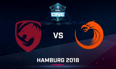 Dota 2 – TNC vs Tigers – Game 1 – Day 1 – SEA Qualifier ESL One Hamburg 2018