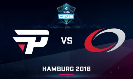 Dota 2 – compLexity vs paiN X – Game 3 – Day 2 – NA Qualifier ESL One Hamburg 2018
