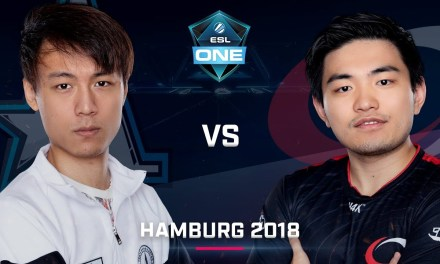 Dota 2 – Aster vs. compLexity – Group B – Game 2 – Day 2 – ESL One Hamburg 2018