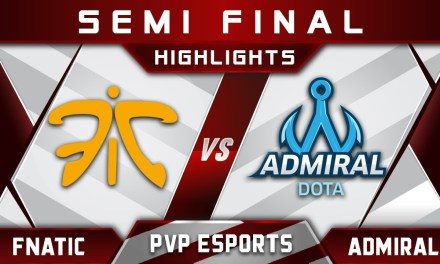 Fnatic vs Admiral Semi Final PVP Esports Championship 2018 Highlights Dota 2