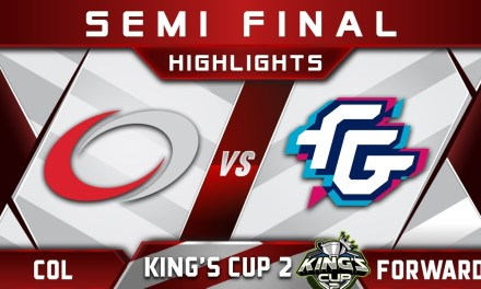 coL vs Forward Semi Final King's Cup 2 NA 2018 Highlights Dota 2