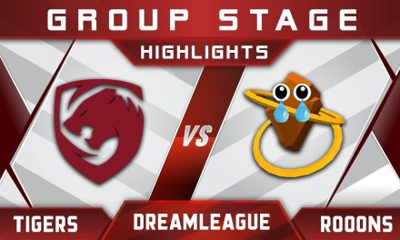 Tigers vs ROOONS DreamLeague 10 Minor Highlights Dota 2