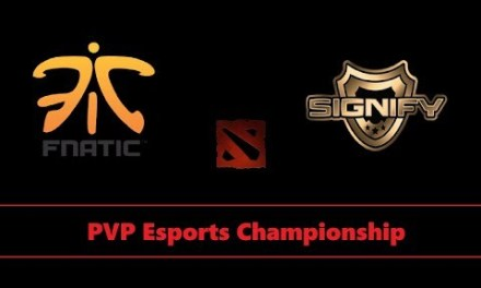 Fnatic vs Signify | PVP Esports Championship | Playoff Group Stage Bo1