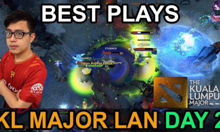 Kuala Lumpur Major BEST PLAYS DAY 2 Highlights Dota 2 by Time 2 Dota #dota2 #KLMajor