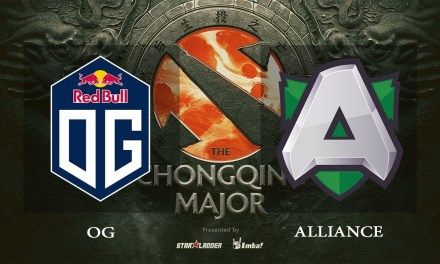 OG vs Alliance game 1 – The Chongqing Major EU Qualifiers, Group B – Dota 2