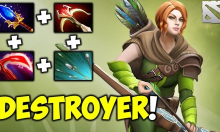 7Mad Ceb Destroyer Windranger – Dota 2 HighlightsTV