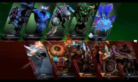 PG.Barracx vs Team HighGround game 1 – joinDOTA League 14 Asia, Losers' Round 2 – Dota 2