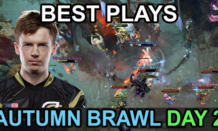 Maincast Autumn Brawl BEST PLAYS DAY 2 Highlights Dota 2 by Time 2 Dota #dota2