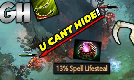 GH PUDGE [YOU CAN'T HIDE] Dota 2 HighlightsTV
