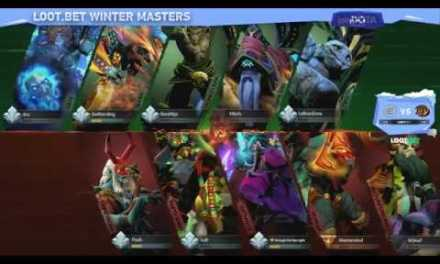 Elements Pro vs Kaipi bo1 – LOOT.BET Winter Masters Groupstage – Dota 2