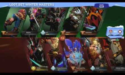 Pavaga Gaming vs Nemiga Gaming bo1 – LOOT.BET Winter Masters Groupstage – Dota 2