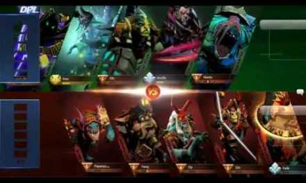 Vici Gaming vs Invictus Gaming Game 1 – DPL Season 6 Playoffs – Dota 2